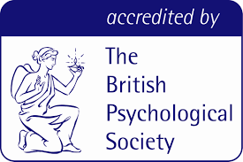 Accredited by British Psychological Society