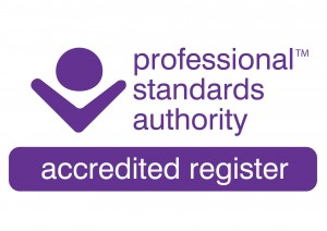 Professional standards authority - Accredited register